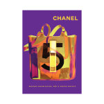 Chanel Perfume Vintage Advertiement