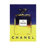 Chanel Vintage Poster Print Warhol