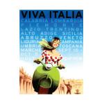 Viva Italia Scooter Print