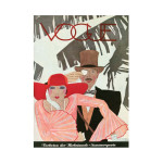 Vogue 1928 Cover Pierre Mourgue