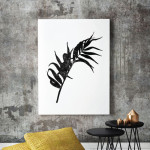 Cocos Nucifera Coconut Palm Art Print