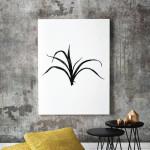 Phragmites Australis Reed Plant Series art print