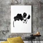Orchidaceae Orchid Flower Plant Art Print
